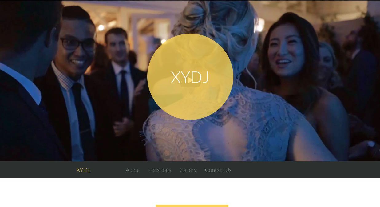 XY DJ - Wedding DJ Sydney