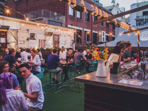 Campari House Blends Melbourne New Year's Eve Dinner Idea Melbourne