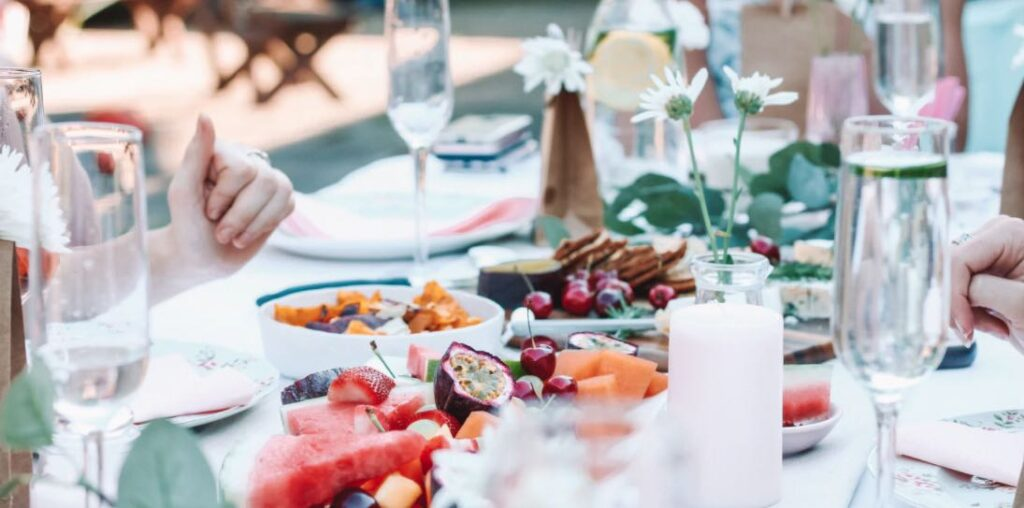 Christmas Lunch Ideas Melbourne cosmo