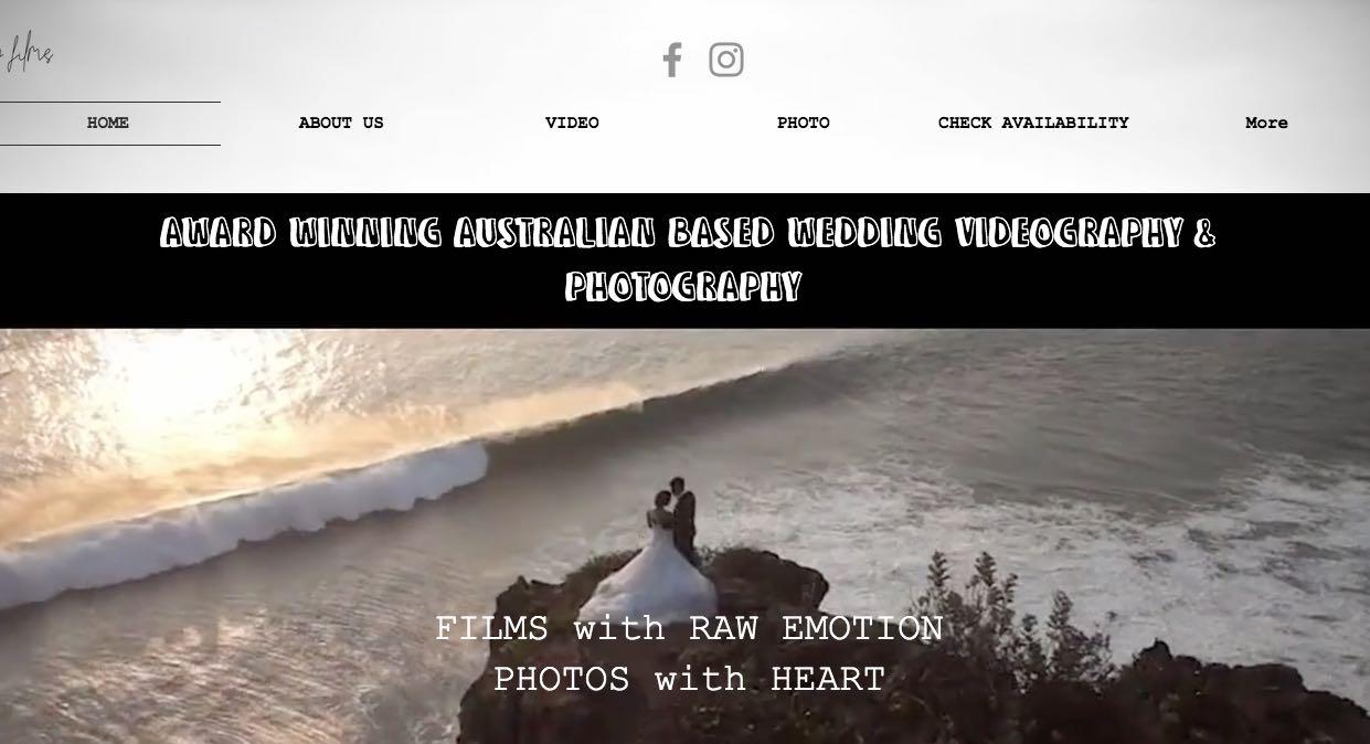 Creative Wedding Film - Wedding Photography Mornington Peninsula