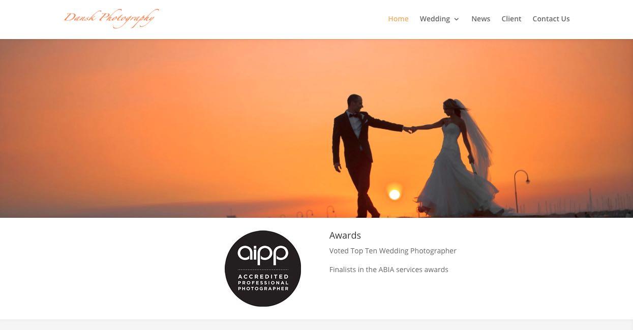 Dansk Wedding Photography Mornington Peninsula