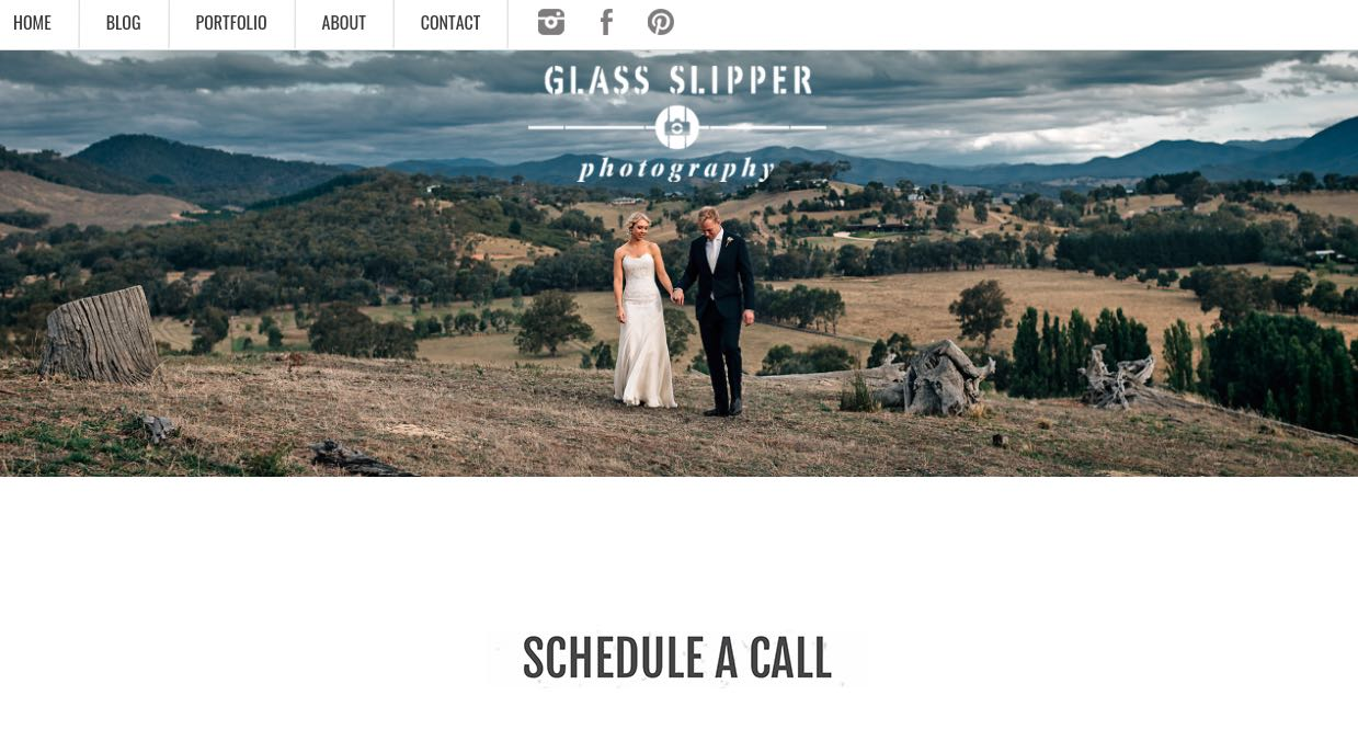 Glass Slipper Wedding Photographer Mornington Peninsula