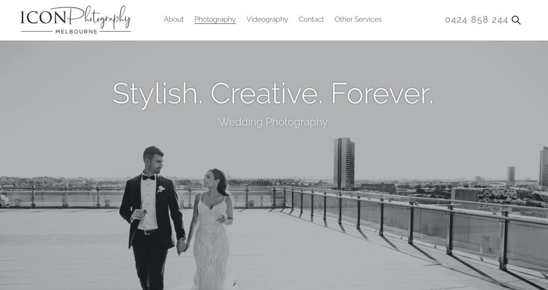 Icon Wedding Photography Mornington Peninsula