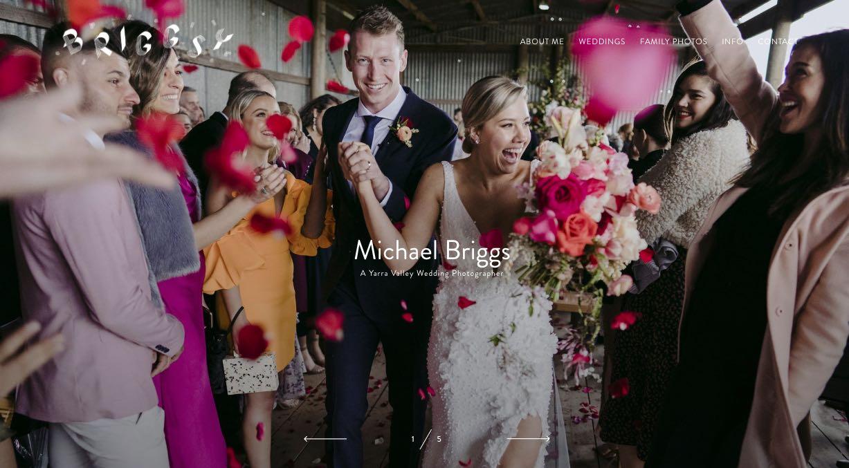 Michael Briggs Wedding Photography Selena McLaren Wedding Photography Journey By Light Photography Mornington Peninsula