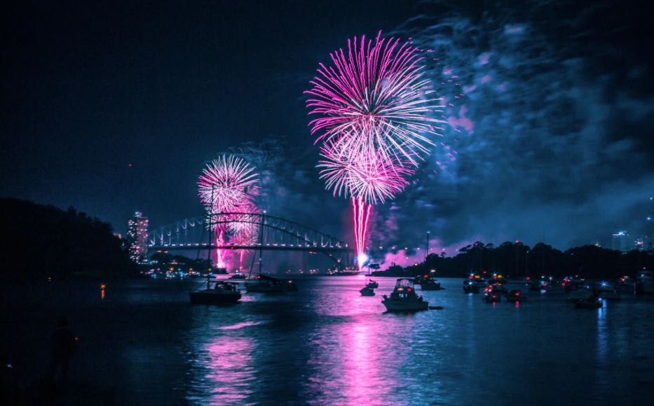 New Year's Eve Dinner Idea Melbourne Cosmo