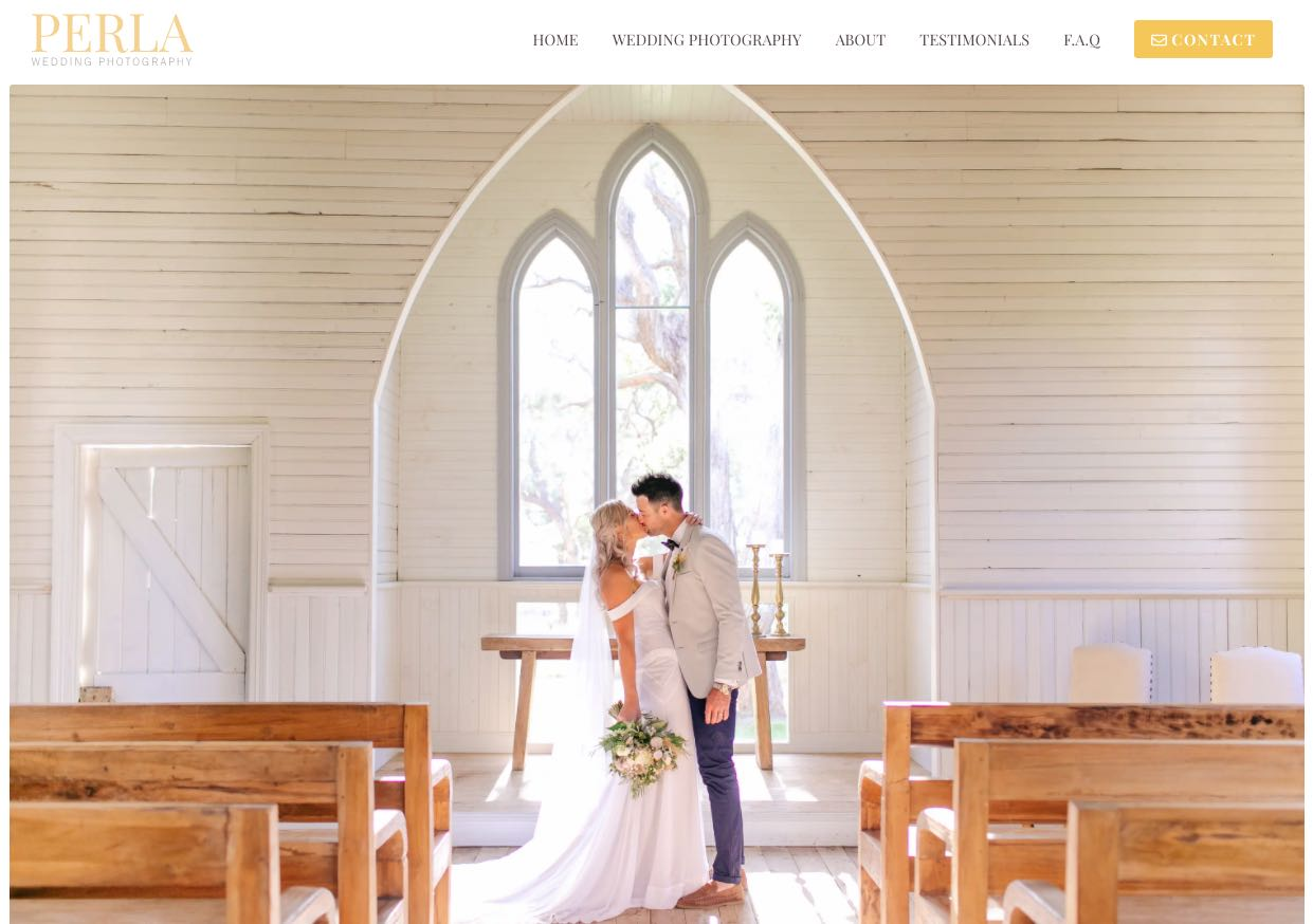 Perla Wedding Photography Mornington Peninsula
