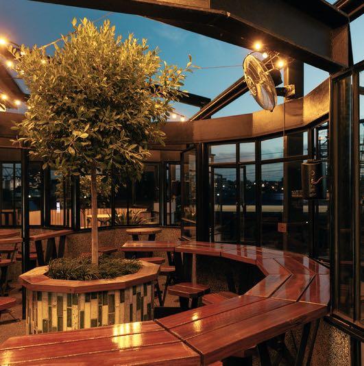 Richmond Club Hotel New Year's Eve Dinner Melbourne