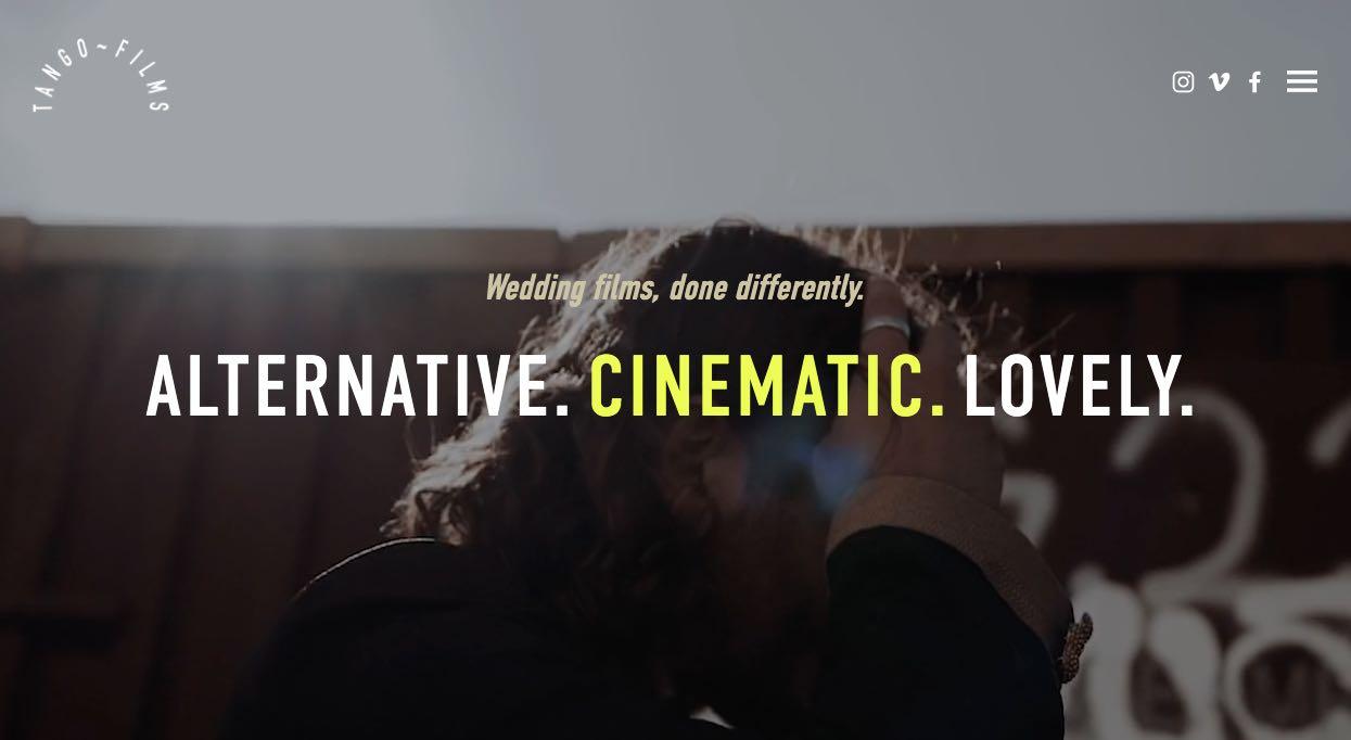 Tango Films - Wedding Videographer Yarra Valley