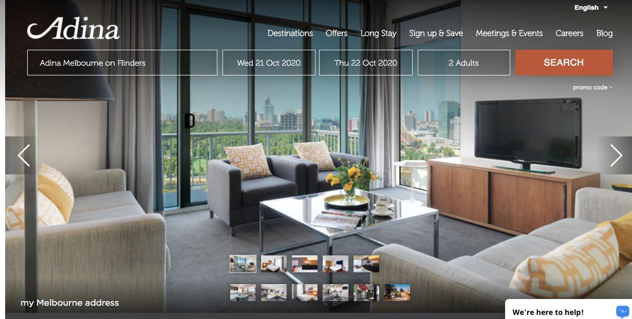 Adina Apartments - Accommodation and Hotel Burwood Melbourne