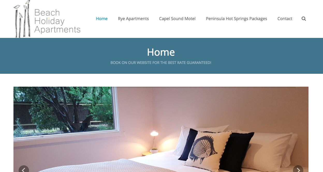 Beach Holiday Apartments - Accommodation and Hotel Burwood Melbourne