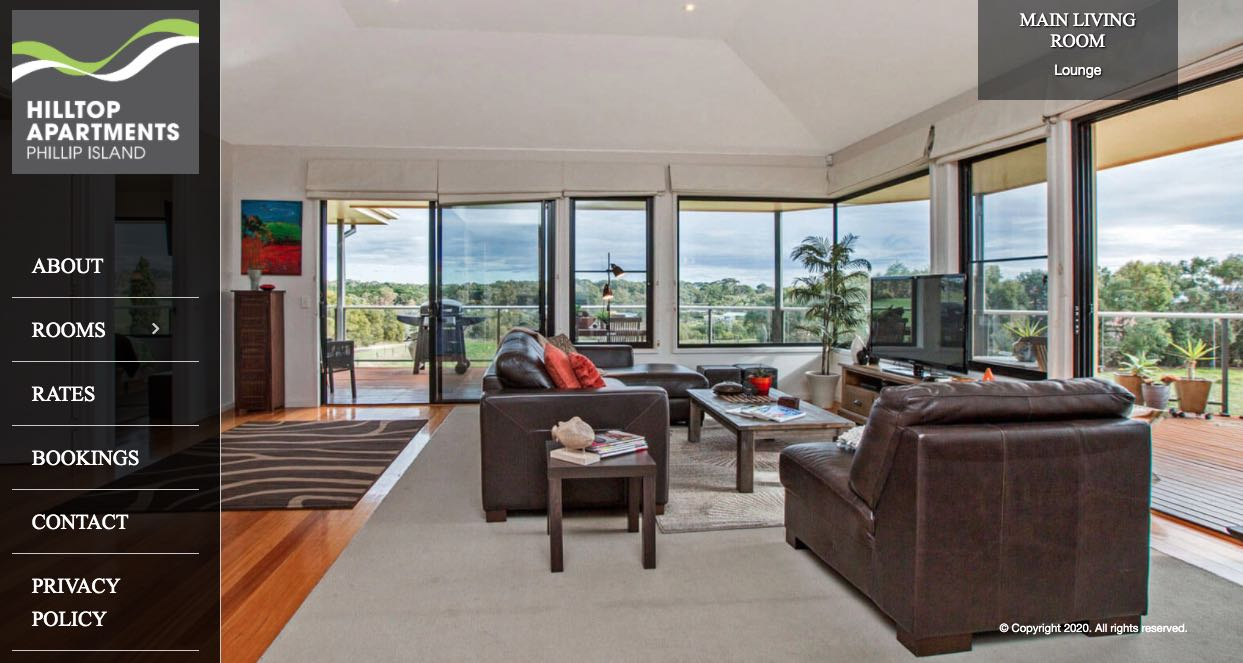 Hilltop Apartments - Accommodation and Hotel Burwood Melbourne