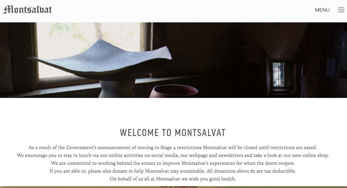 Montsalvat Accomodation and Hotel Burwood Melbourne