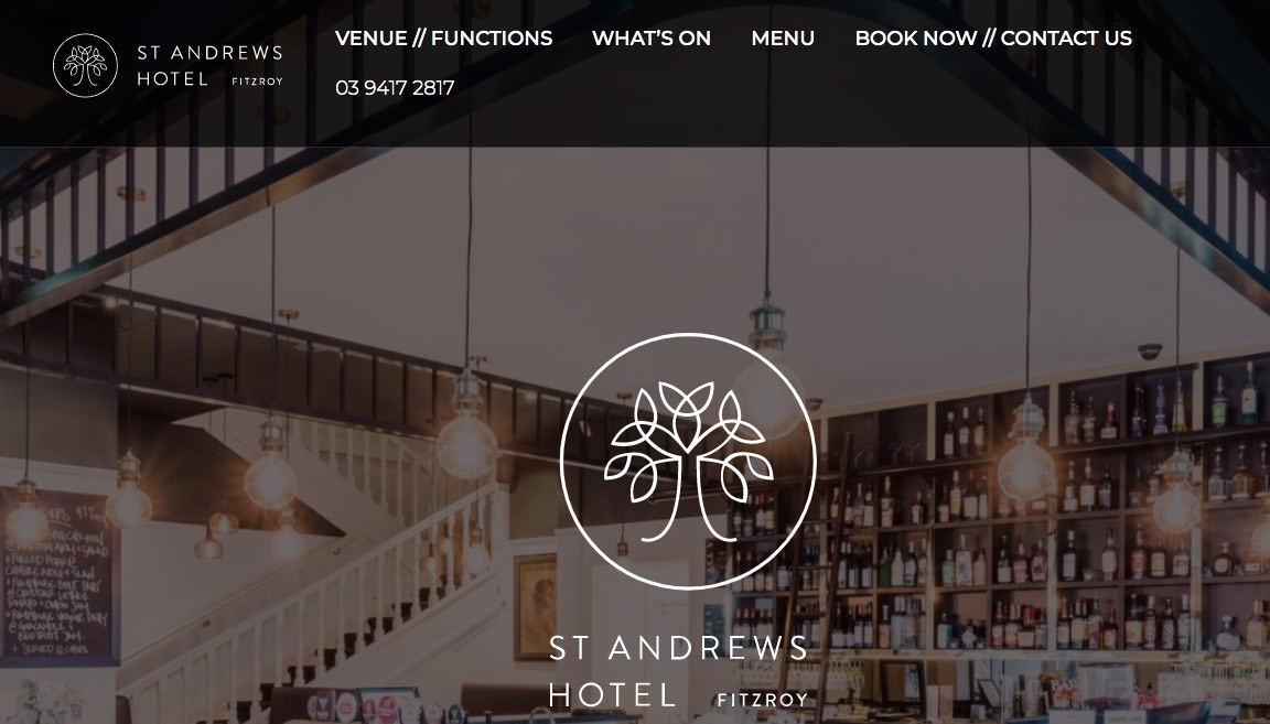 St Andrews Hotel and Accommodation Brigthon Melbourne