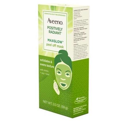 Aveeno Skin Tightening Face Mask