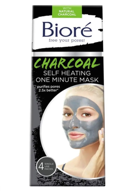 Biore Charcoal Face Mask