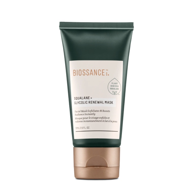 Biossance Clay Mud Face Mask