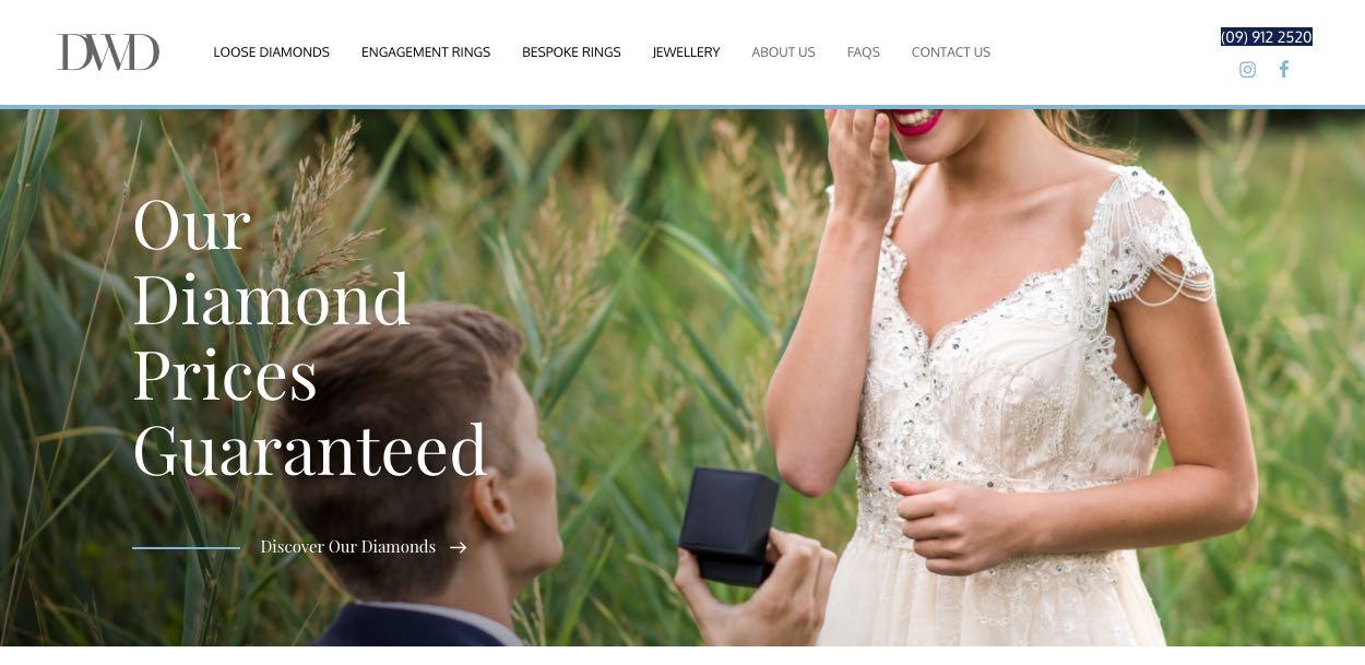 Diamond Wholesalers Direct - Wedding and Engagement Rings New Zealand