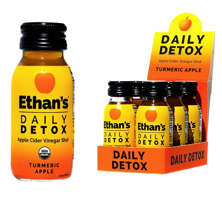 Ethan's Detox Cleanse Drink