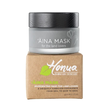 Honua Skin Charcoal Face Mask