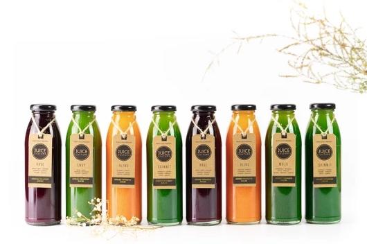 Juice Culture Detox Cleanse Drink