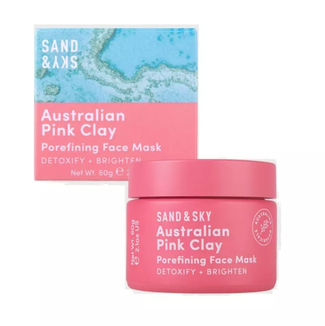 Sand And Sky Clay Mud Face Masks