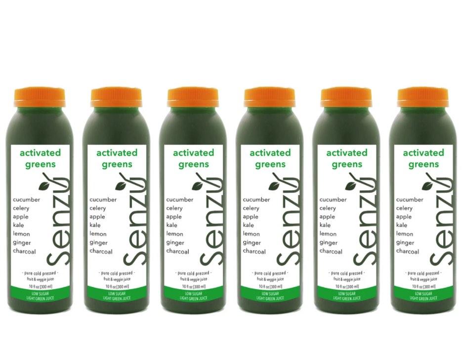 Senzu Juicery - Detox Cleanse Drink