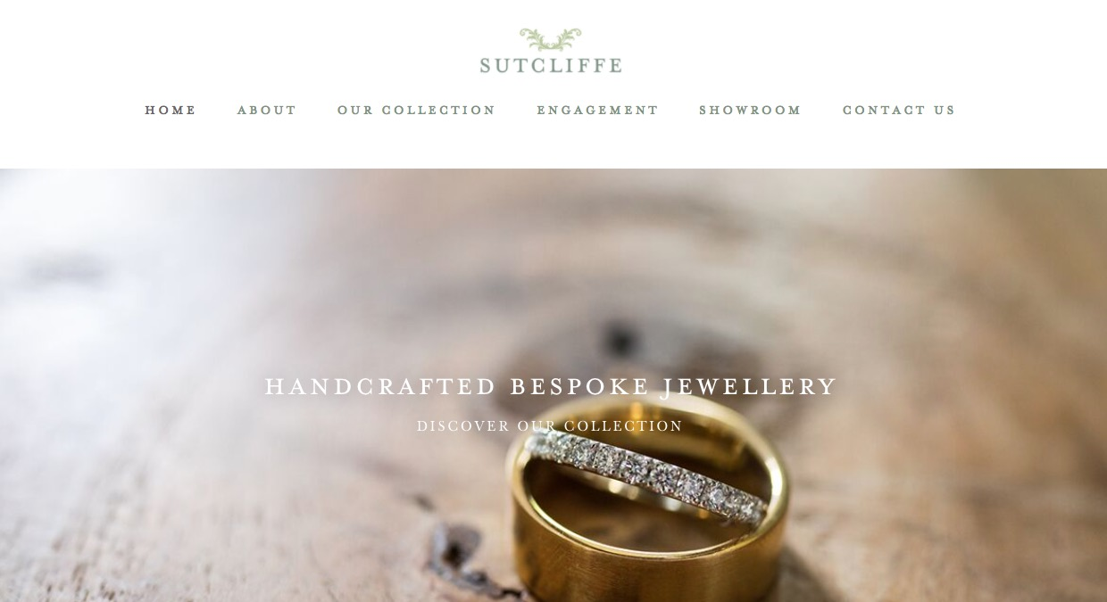 Sutcliffe Wedding and Engagement Rings New Zealand