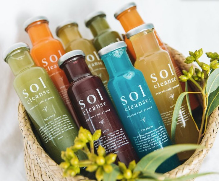 Sol Cleanse Intermittent Fasting Cleanse Drink