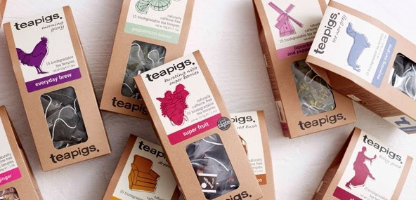 Teapigs Intermittent Fasting Cleanse Drink