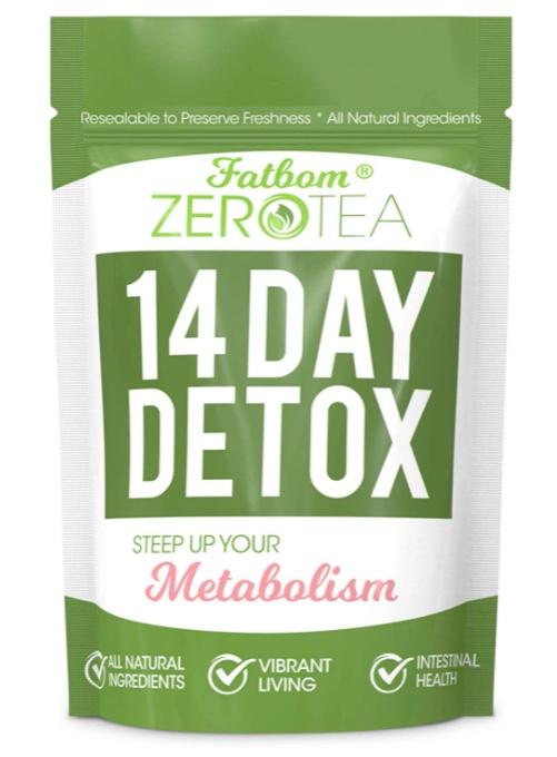 Zero Tea - Intermittent Fasting Cleanse Drink