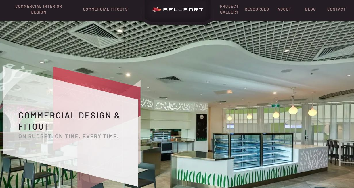 Bellfort Fit Out Company Perth