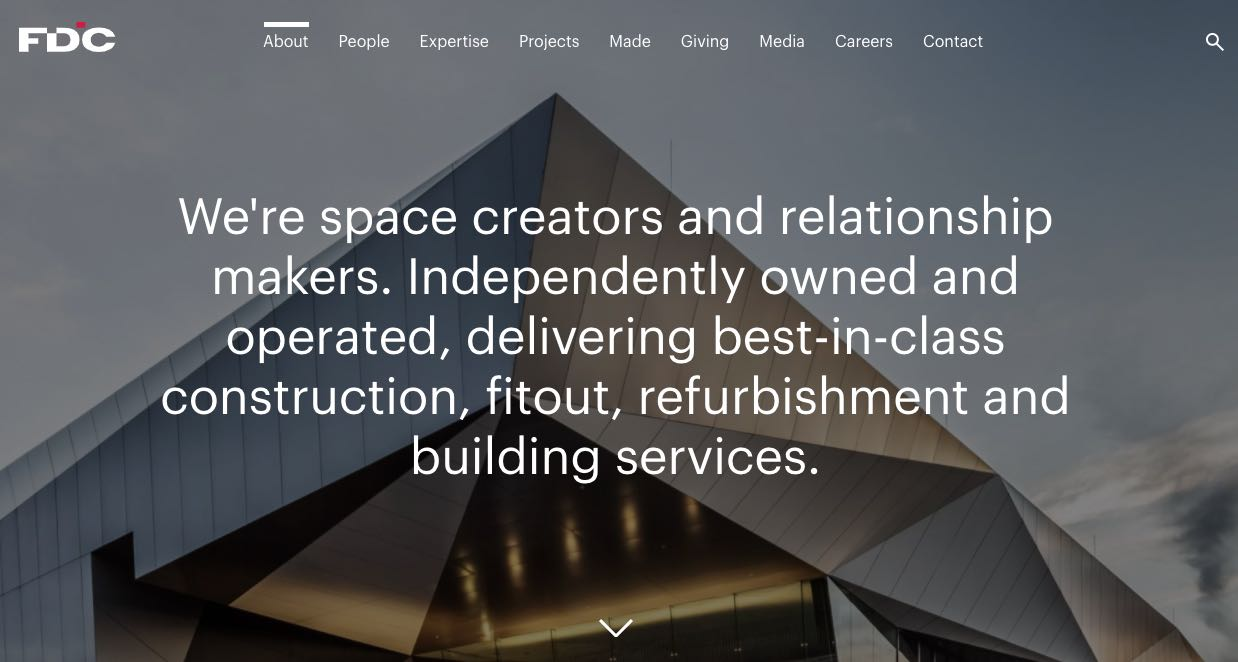 FDC Building Fit Out Company Perth