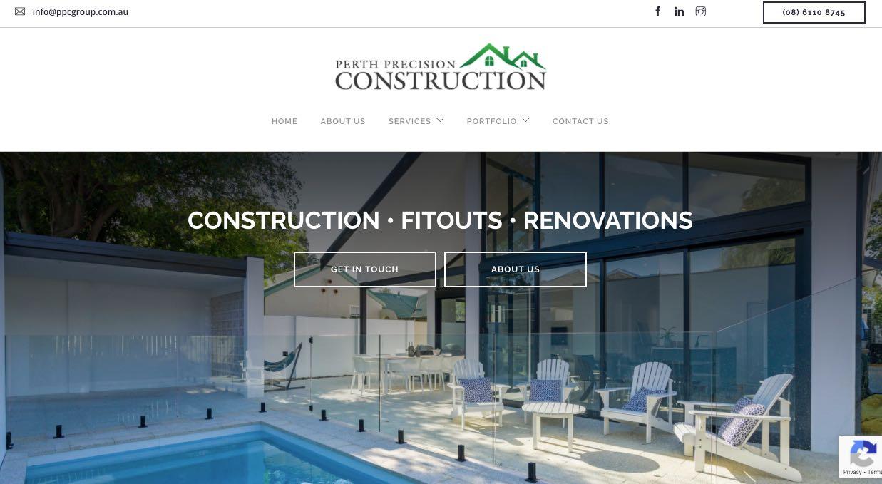 Perth Precision Construction - Fit Out Company Perth