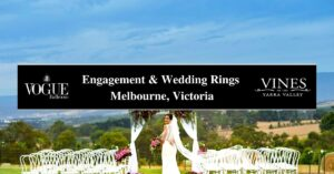 Engagement and Wedding Rings Melbourne, Victoria- COSMO