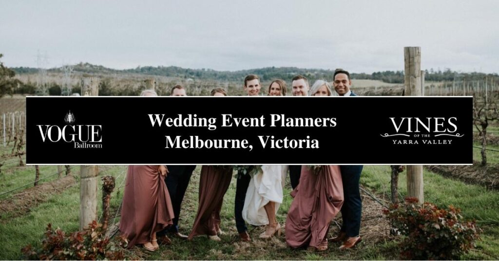 Wedding Event Planners Melbourne, Victoria- COSMO