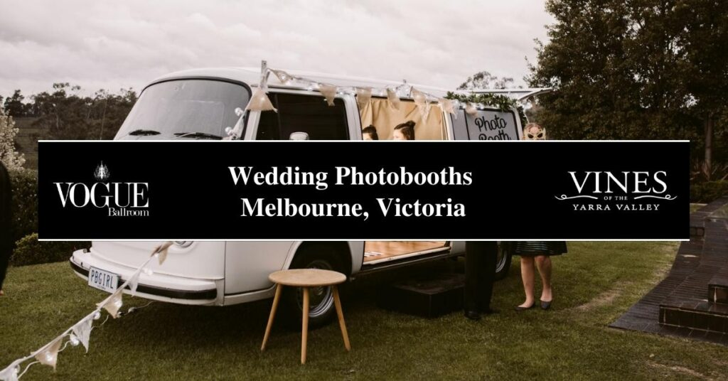 Wedding Photobooths Melbourne, Victoria- COSMO