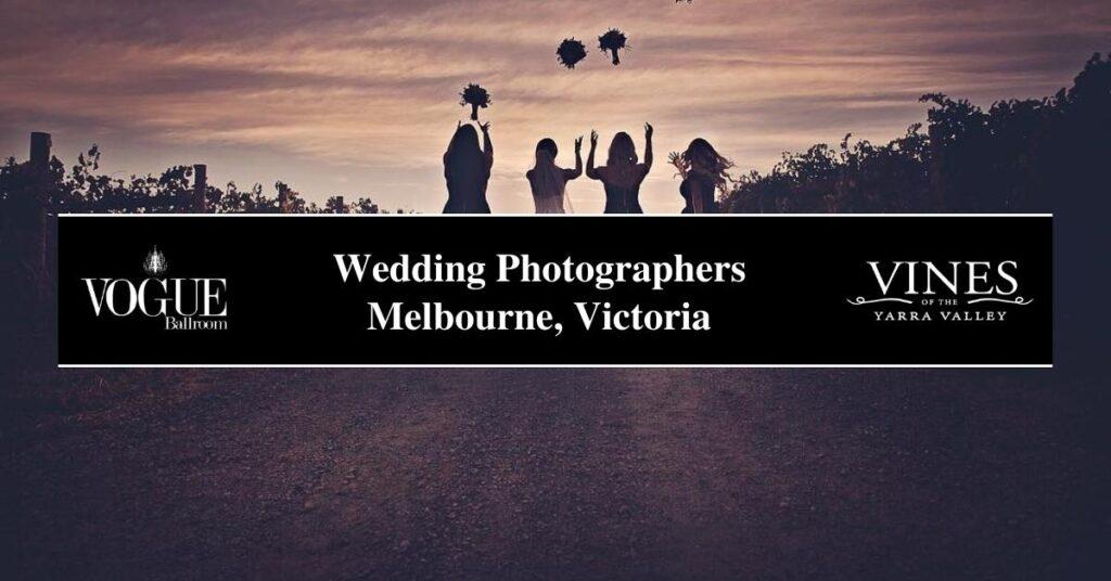 Wedding Photographers Melbourne, Victoria- COSMO