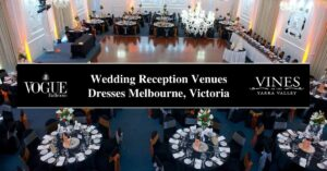Wedding Reception Venues Dresses Melbourne, Victoria- COSMO
