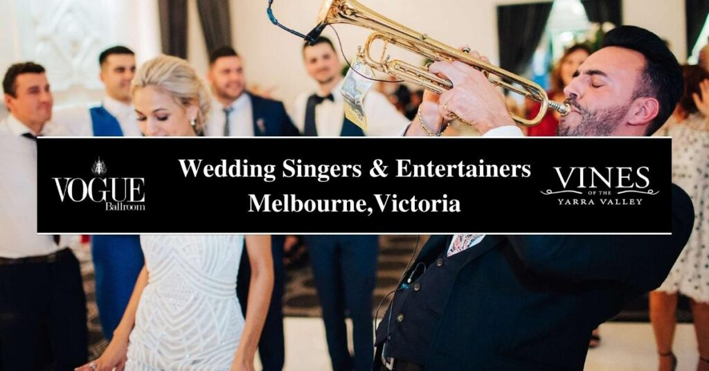 Wedding Singers and Entertainers Melbourne,Victoria- COSMO